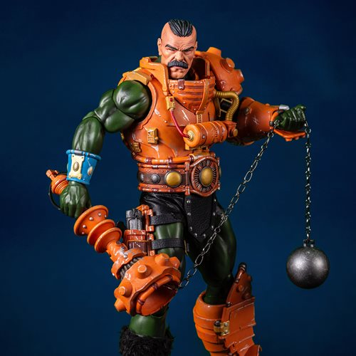 Masters of the Universe Man-At-Arms 1:6 Scale Action Figure