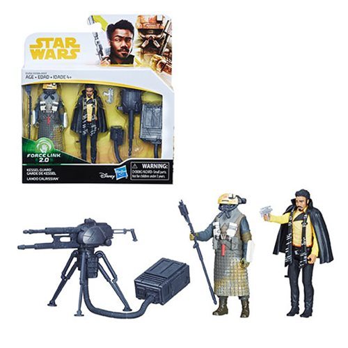 Star Wars Solo 3 3/4-Inch Action Figure 2-Packs Wave 1 Case