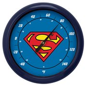 Superman Logo 10-Inch Thermometer