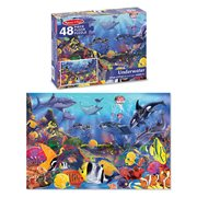 Underwater Floor 48-Piece Puzzle