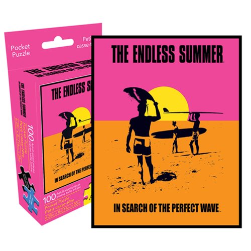 Endless Summer 100-Piece Pocket Puzzle