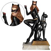 Batman 1966 TV Series Ruby Version Catwoman Statue