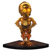Star Wars C-3PO Egg Attack Statue, Not Mint