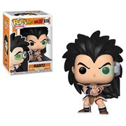 Dragon Ball Z Raditz Pop! Vinyl Figure