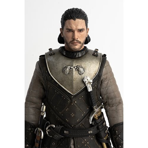 1//6 Scale Action Figure Stand Game of Thrones Jon Snow #03