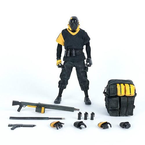 APTK Lonely Trooper TK Sergeant Black Version 1:12 Scale Action Figure