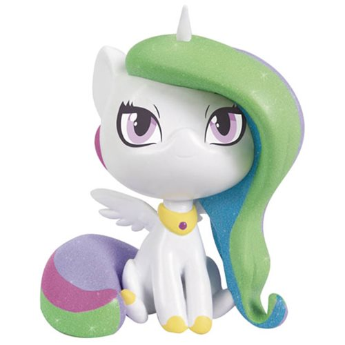 My Little Pony Celestia Chibi Statue