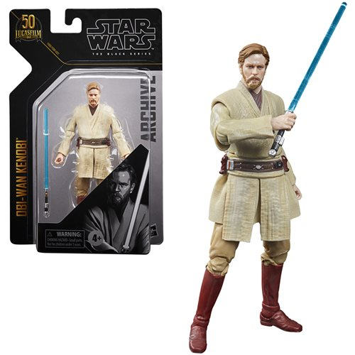 Star Wars Black Series Archive Obi-Wan Kenobi Action Figure