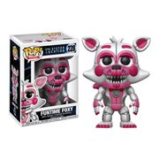 Five Nights at Freddy's Sister Location Funtime Foxy Pop! Vinyl Figure #228, Not Mint