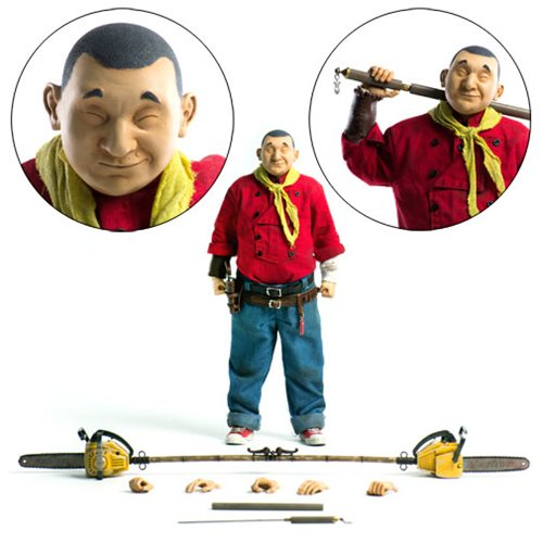 The Shaolin Cowboy 1:6 Scale Action Figure