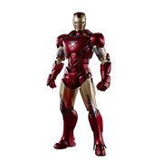 Avengers Iron Man Mark 6 Battle Of New York Edition S.H.Figuarts Action Figure