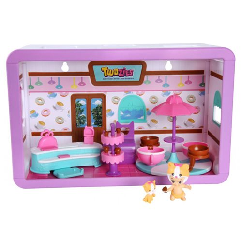 Twozies Series 1 Cafe Playset