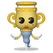 Cuphead Legendary Chalice Pop! Vinyl Figure #314