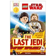 LEGO Star Wars: The Last Jedi DK Readers 2 Paperback Book