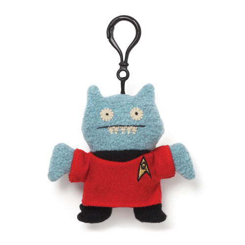 Star Trek Uglydoll Ice-Bat Scotty Clip-On Backpack Plush
