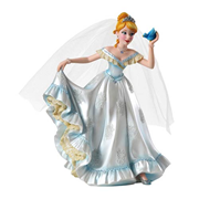 Disney Showcase Cinderella Bridal Couture Resin Statue