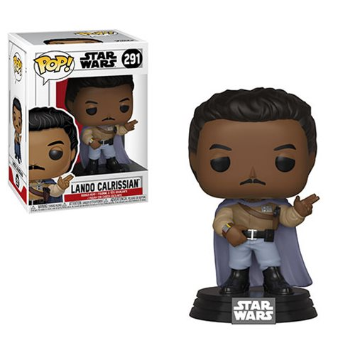 Star Wars General Lando Calrissian Pop! Vinyl Figure #291