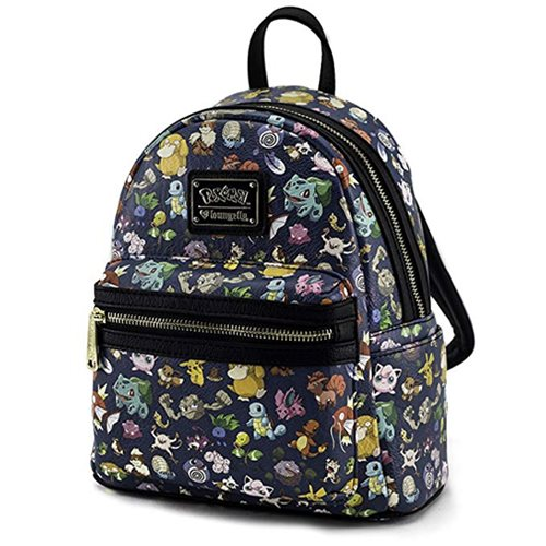 Pokemon First Gen Mini Backpack