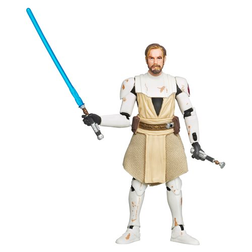Star Wars The Vintage Collection General Obi-Wan Kenobi (The Clone Wars) 3 3/4-Inch Action Figure