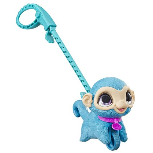 FurReal Walkalots Lil' Wags Blue Monkey Pet