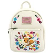 Pokemon Eeveelutions Floral Mini Backpack