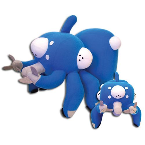 Ghost in the Shell SAC Tachikoma Blue Plush