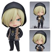 Yuri on Ice Yuri Plisetsky Casual Version Nendoroid Action Figure