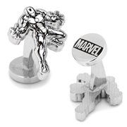Iron Man Ink Action Cufflinks