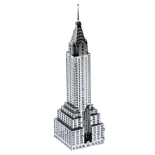 Chrysler Building Metal Earth Model Kit