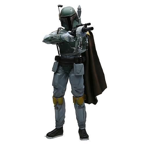 Star Wars Boba Fett Cloud City Version Statue