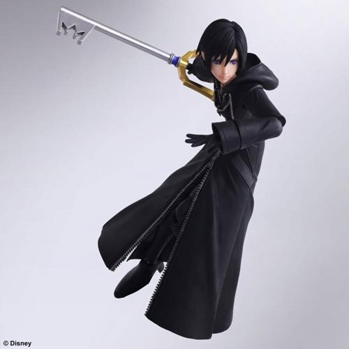 Kingdom Hearts III Xion Bring Arts Action Figure
