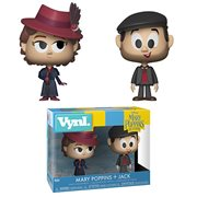 Mary Poppins Returns Mary and Jack Vynl. Figure 2-Pack
