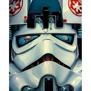 Star Wars: The Empire Strikes Back AT-AT Driver by Christian Waggoner Canvas Giclee Art Print