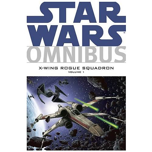 Star Wars: X-Wing Omnibus Volume 1 Graphic Novel