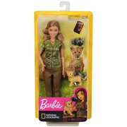 Barbie National Geographic Photo Journalist Doll