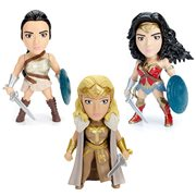 Wonder Woman Movie 4-Inch Metals Die-Cast Figure Wave 2 Case