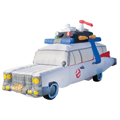 Ghostbusters Ecto-1 Vehicle Inflatable Lawn Decoration