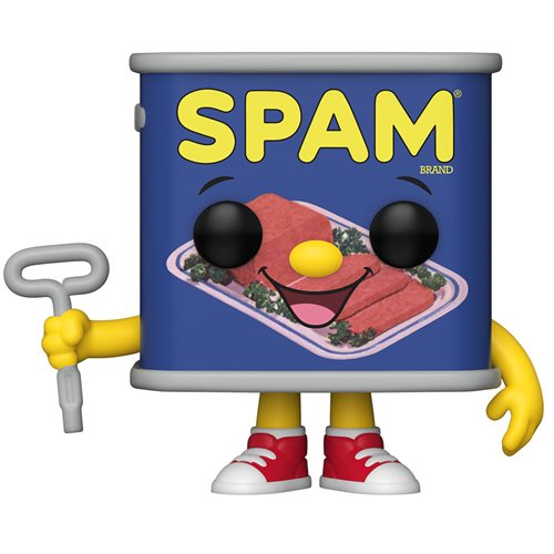 Spam Can Pop! Vinyl Figure