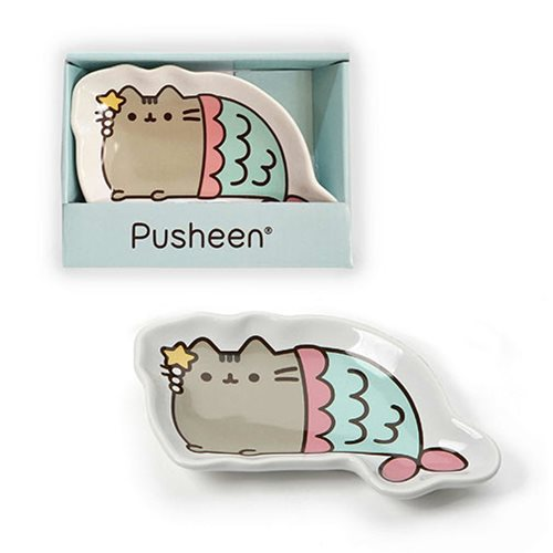 Pusheen the Cat Mermaid Pusheen Tray