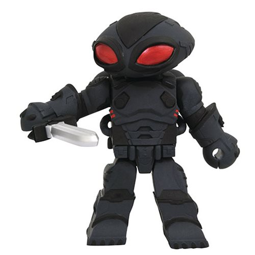 DC Vinimates Aquaman Movie Black Manta Vinyl Figure