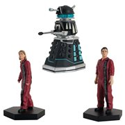 Doctor Who Collection Revolution of the Daleks Figurine Box Set of 3 with Collector Magazine