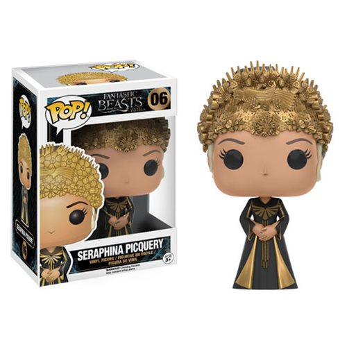 Fantastic Beasts and Where to Find Them Seraphina Pop! Vinyl Figure, Not Mint