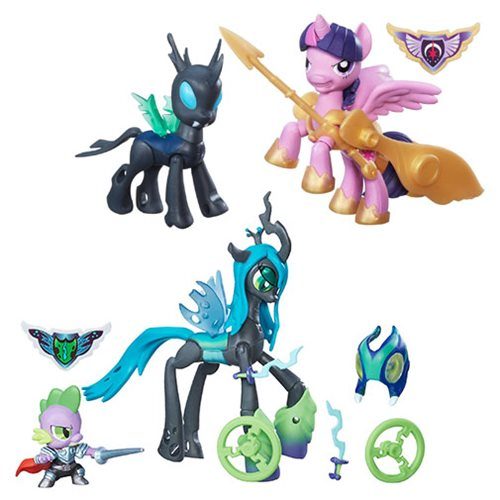 My Little Pony Guardians of Harmony Good vs. Evil Wave 1