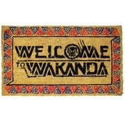 Black Panther Welcome to Wakanda Coir Doormat