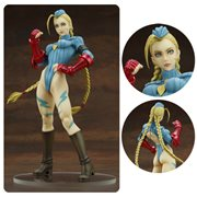 Street Fighter Cammy Alpha Suit Bishoujo Statue