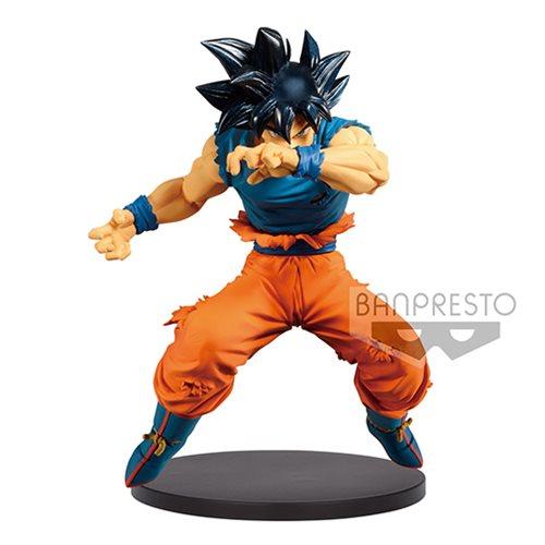 Dragon Ball Z Super Saiyan Goku Blood of Saiyans Special Statue