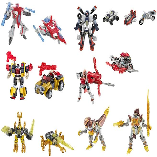 Transformers Universe Basic Assortment 1