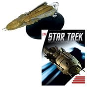 Star Trek Starships Hirogen Holoship Vehicle with Mag. #119
