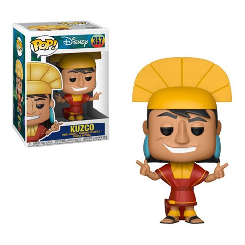 Emperor's New Groove Kuzco Pop! Vinyl Figure #357