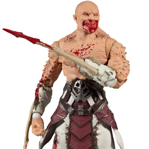 Mortal Kombat Series 4 Bloody Baraka 7-Inch Action Figure
